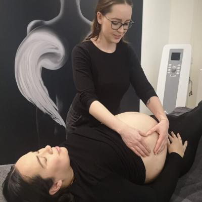 Bindweefselmassage tijdens je zwangerschap